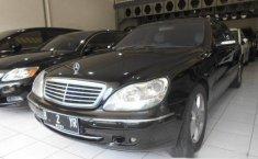 Mercedes-Benz S500 2001 Dijual