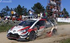 Profil Toyota Yaris WRC 2018