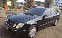 Mercedes-Benz E200K 2007 dijual
