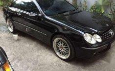 2004 Mercedes-Benz CLK Dijual