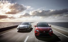 Preview Toyota Camry 2019