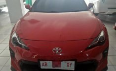 Toyota 86 FT TRD 2017 dijual