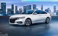 Preview Honda Accord Hybrid 2019