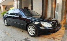 Mercedes-Benz S 500 2004 AT Dijual