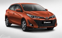 Review Toyota Yaris G 2018