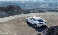 Preview Porsche Taycan 2019: Inisiasi Awal Mobil Sport Sedan Full Listrik Dari Stuttgart