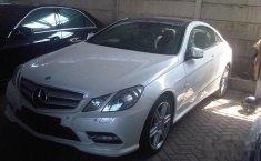 Mercedes-Benz E500 2012 dijual