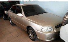 Hyundai Accent Verna 2002 Jawa Timur MT Dijual