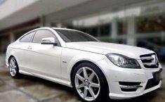 2012 Mercedes-Benz C250 Coupe Dijual