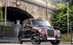 Desain Klasik Edisi Khusus London Taxi TX4, Akhir Era Black Cab Bensin di Inggris