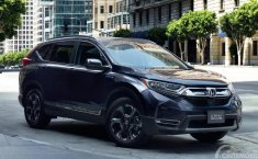 Review Honda CR-V 2019