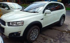 Chevrolet Captiva 2.0 VCDI A/T Diesel 2012 Dijual
