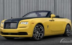 Rolls-Royce Dawn Black Badge, Mobil Mewah CEO Google