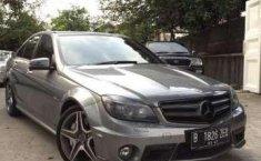 Mercedes-Benz C63 AMG AT Tahun 2009 Dijual