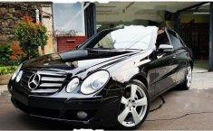 Jual mobil Mercedes-Benz E200K 2009 Dijual
