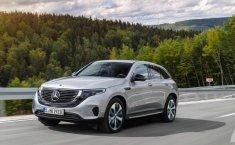 Preview Mercedes-Benz EQC 2019