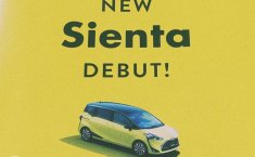 Debut Generasi Baru Toyota Sienta 2019 Bocor Di Media