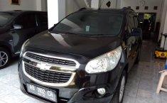Chevrolet Spin LTZ 2013 AT Dijual