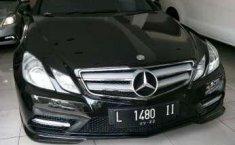 Mercedes-Benz E350 Coupe AMG AT Tahun 2010 Dijual