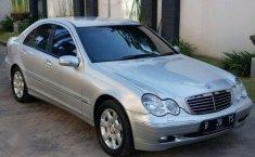 2001 Mercedes-Benz C320 Dijual