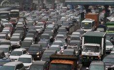 Ternyata Orang Indonesia Sangat Sedikit Yang Punya Mobil, Meski Sering Macet Parah