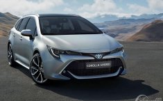Preview Toyota Corolla Touring Sports 2019