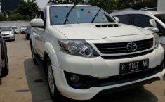 Jual mobil Toyota Fortuner G 4x4 VNT 2013