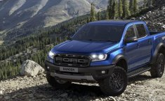 Preview Ford Ranger Raptor 2019
