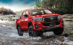 Preview Toyota Hilux Revo Rocco 2019