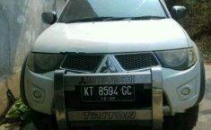 Mitsubishi Strada Triton GLS 2012 Putih dijual