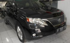 Toyota Harrier 2.0 AT 2WD 2011 dijual
