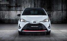 Toyota Umbar Yaris GR Sport Sebelum Debut Resmi Paris Motor Show 2018