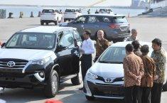 Masih Tertinggal, GAIKINDO Optimis Ekspor Mobil Tahun ini Bisa Lebih Baik