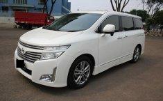 Nissan Elgrand 3.5 HWS Putih 2011 dijual