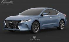 Elegannya Desain Rendering Mitsubishi Galant, Mau Diproduksi Lagi, Mitsubishi?