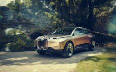 Preview BMW iNEXT 2019
