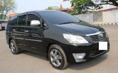 Toyota Kijang Innova 2.0 G Manual Hitam 2013 dijual
