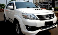 Toyota Fortuner G TRD Diesel 2014 dijual