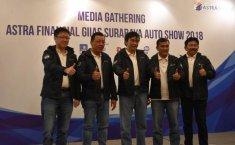 GIIAS Auto Show Surabaya 2018: Astra Finance Sebagai Sponsor Utama Siapkan Banyak Promo, Simak Informasinya
