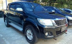 Toyota Hilux G MT Double Cabin 2012 Dijual