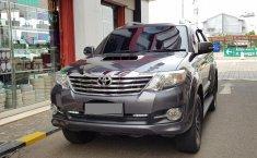 Toyota Fortuner G 2015 AT Dijual