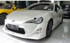 Toyota 86 V TRD 2012 Coupe dijual