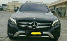Mercedes-Benz GLC 250 Exclusive 2016 Hitam