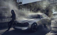 Review Peugeot e-Legend Concept 2019