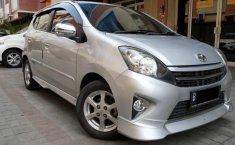 Toyota Agya TRD S 1.0 Matic 2014 dijual
