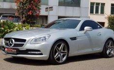 Mercedes-Benz SLK200 2011 Dijual