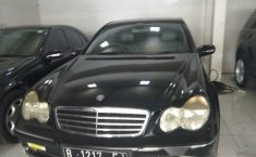 Mercedes-Benz C270 AT 2002