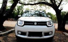 Suzuki Ignis GX AGS Matic Putih 2017 dijual