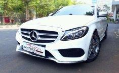 Mercedes-Benz C63 AMG 2012 Dijual