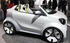 Smart Forease, Mobil Mungil Bagi yang Berjiwa Bebas di Perkotaan